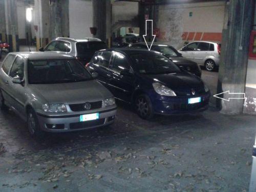 Garage o posto auto In Affitto