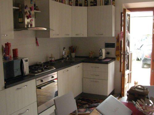 Appartamento su due piani In Affitto
