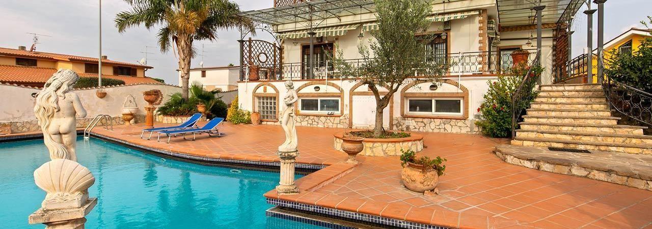 Villa in via Treviso s.c.n