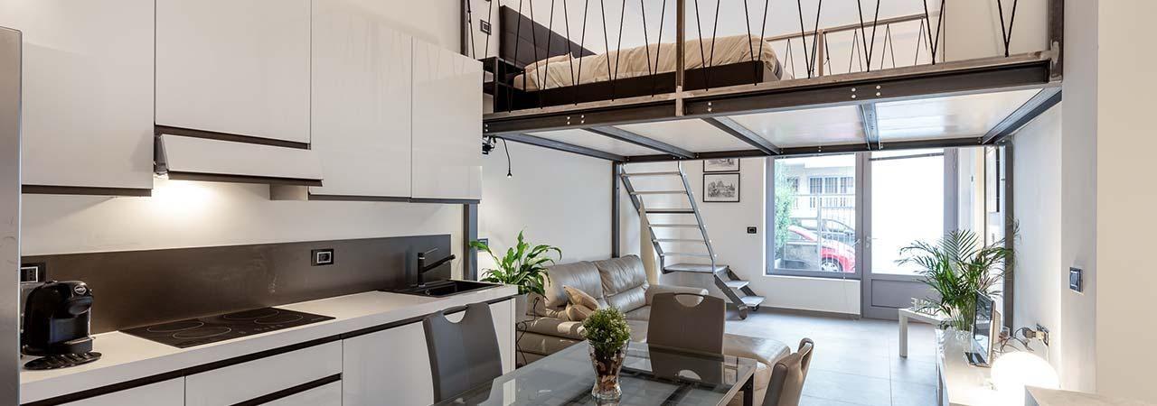 Appartamento in via Privata Umberto Masotto, 14