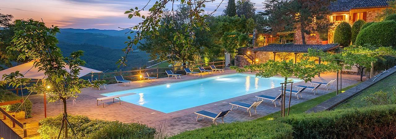 Villa in Monte Peglia s.c.n