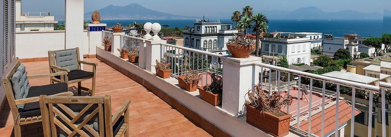 Villa in via Posillipo