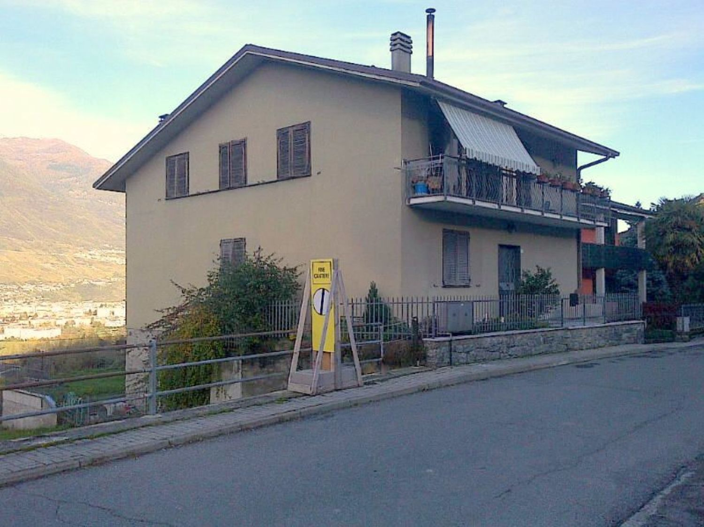 Soluzione Indipendente in vendita a Albosaggia, 10 locali, prezzo € 250.000 | Cambio Casa.it