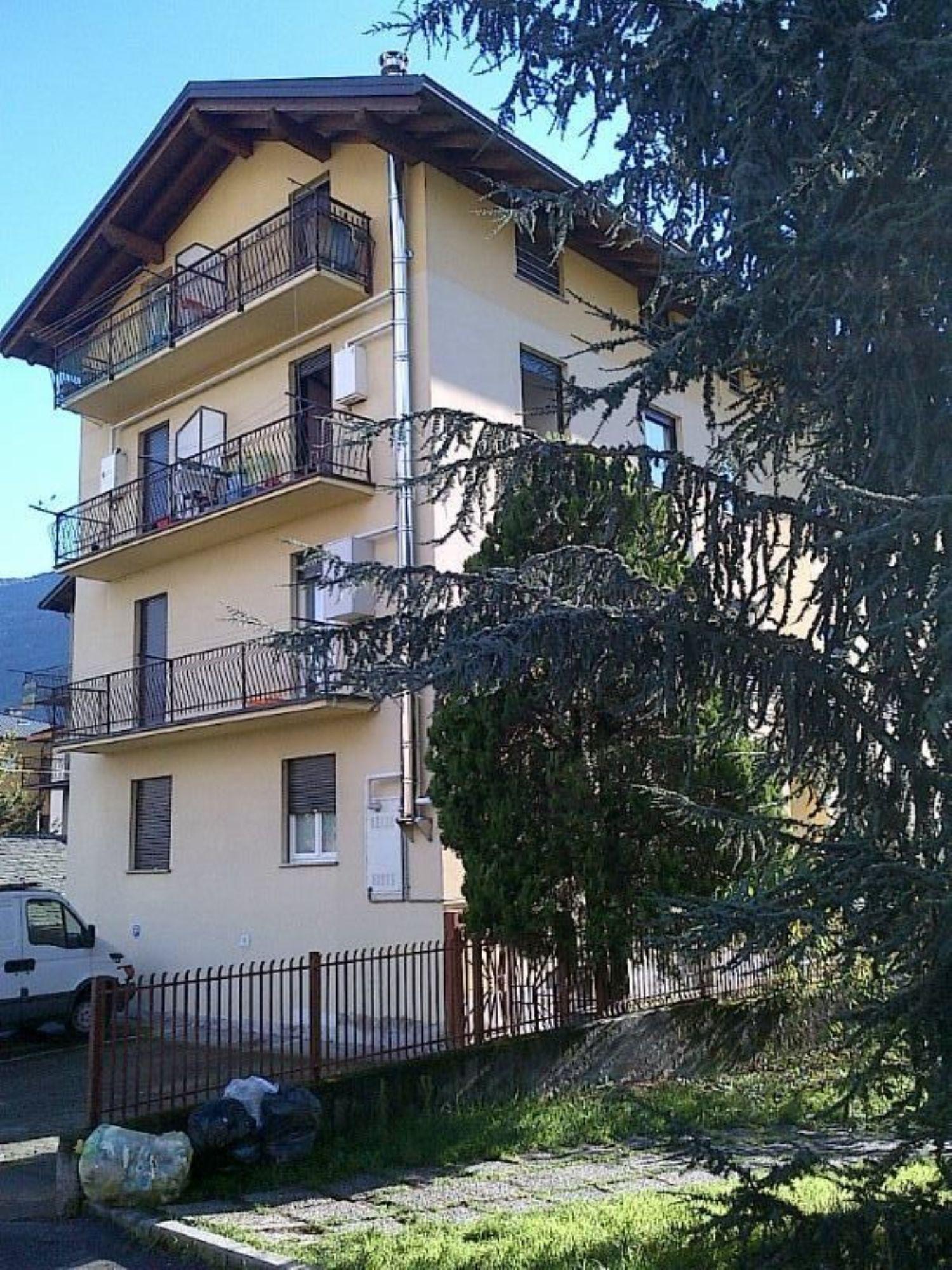 Appartamento in vendita a Sondrio, 2 locali, prezzo € 65.000 | CambioCasa.it