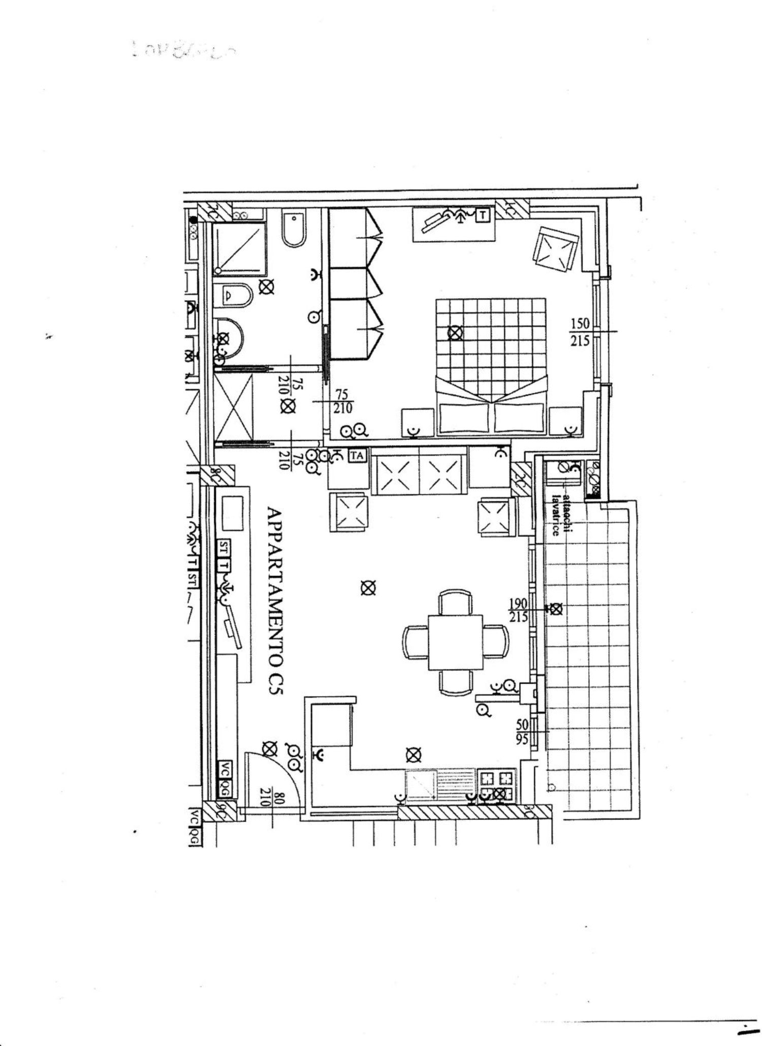Appartamento in vendita a Velletri, 3 locali, prezzo € 125.000 | Cambio Casa.it