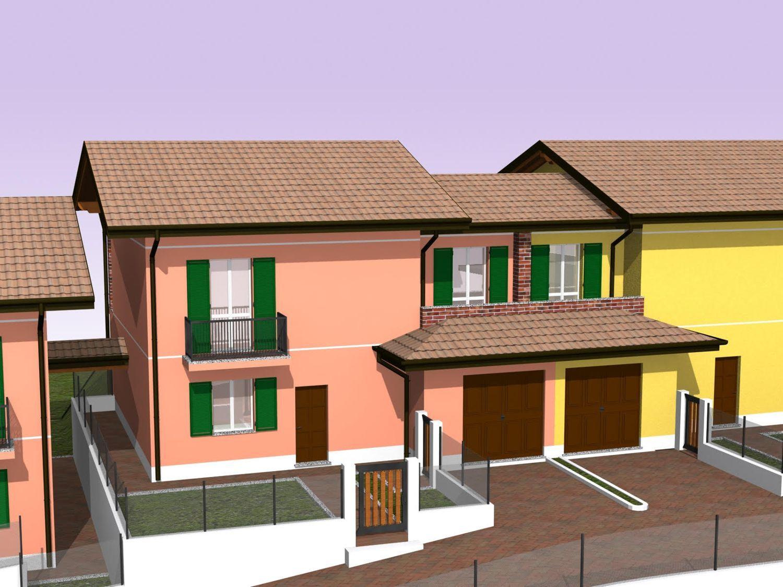 Villa Bifamiliare in vendita a Mesenzana, 5 locali, prezzo € 310.000 | Cambio Casa.it