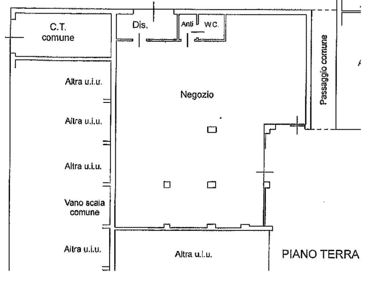 Immobile Commerciale in Affitto a San Giovanni in Persiceto
