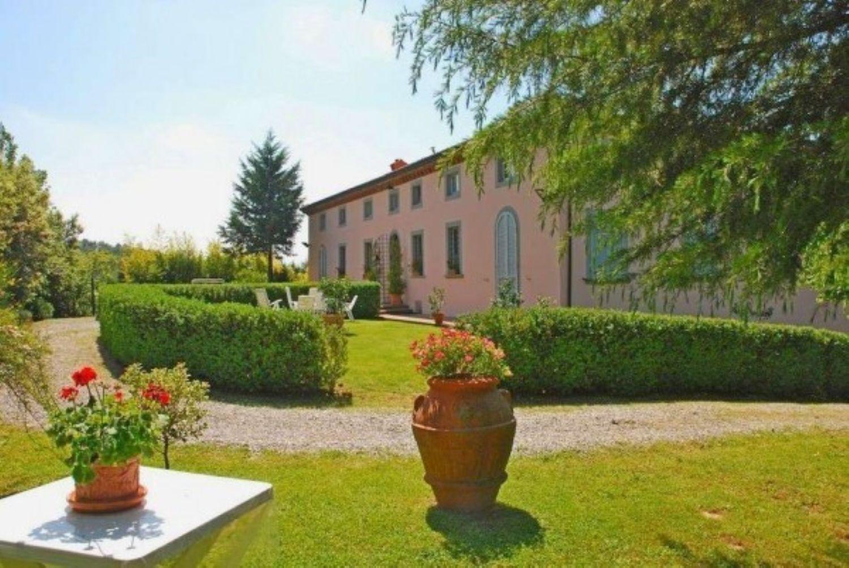 Soluzione Indipendente in vendita a Uzzano, 20 locali, prezzo € 1.500.000 | Cambio Casa.it