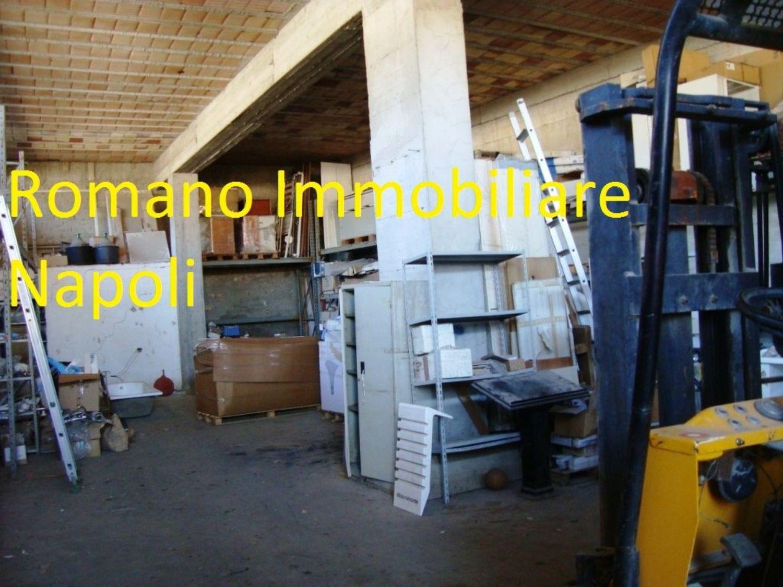 Capannone in affitto a Pozzuoli, 9999 locali, prezzo € 1.500 | CambioCasa.it