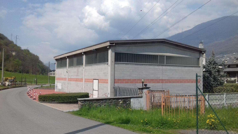 Capannone in affitto a Piateda, 9999 locali, prezzo € 800 | PortaleAgenzieImmobiliari.it