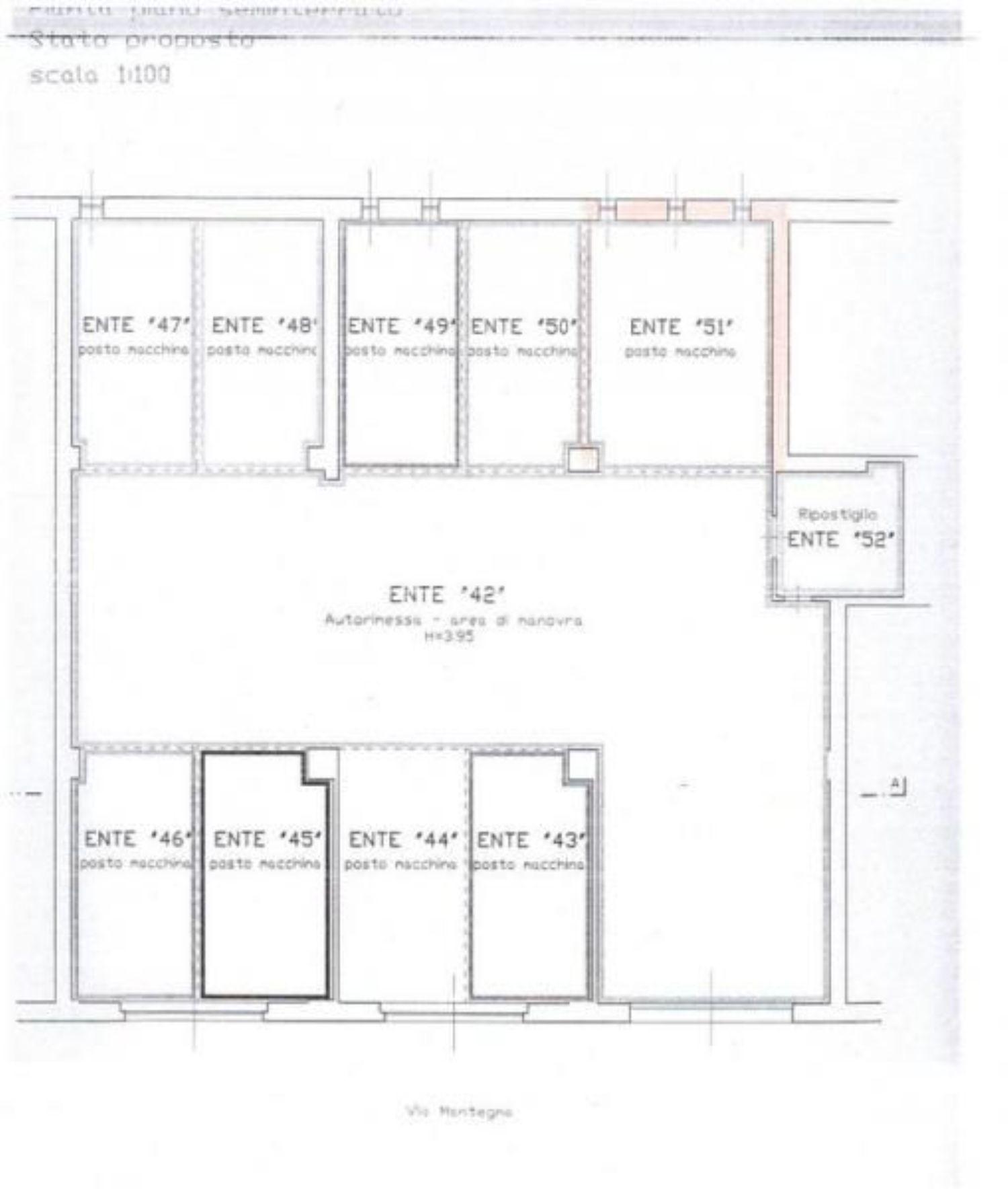 Box / Garage in vendita a Trieste, 9999 locali, prezzo € 35.000 | Cambio Casa.it