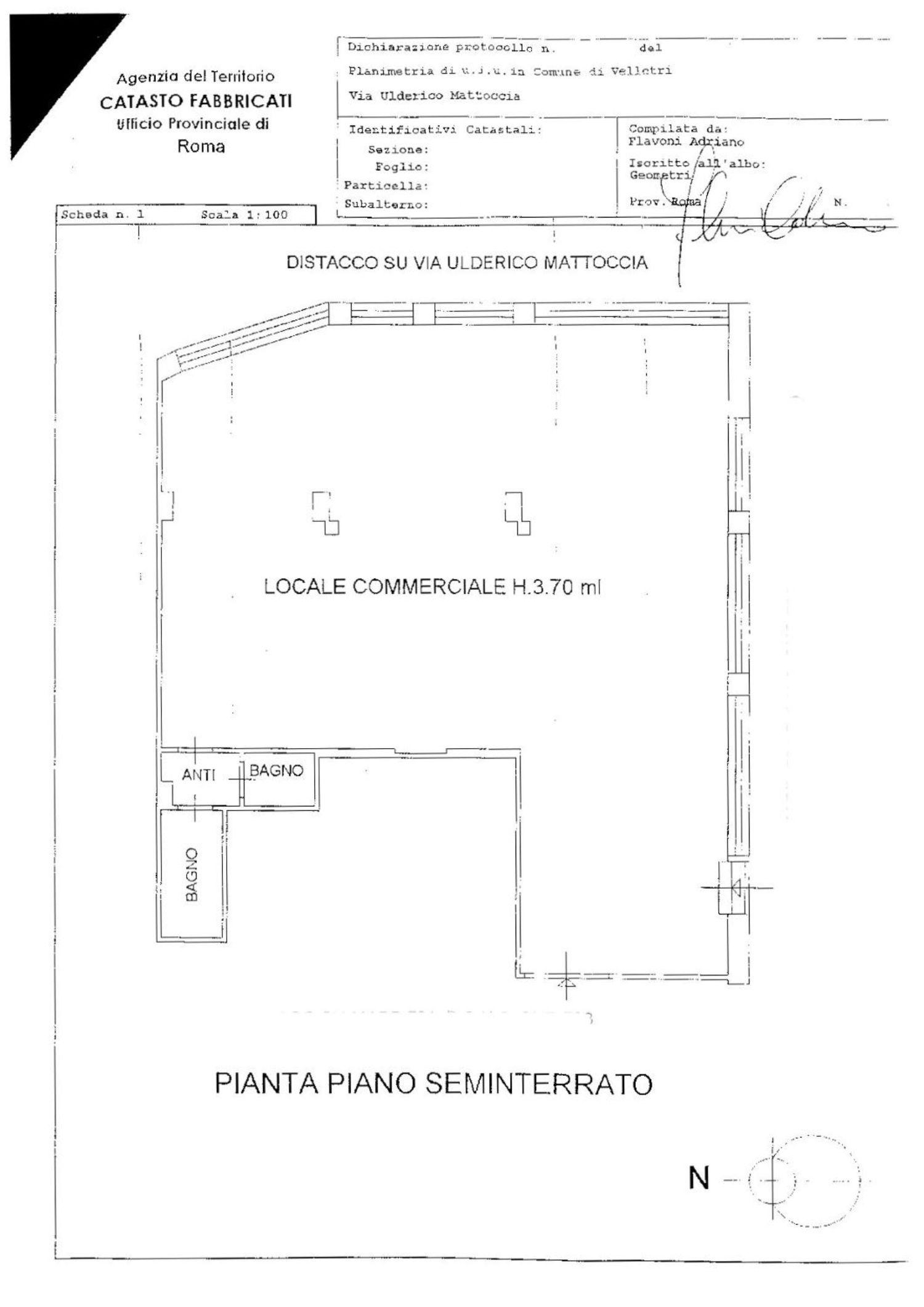 Immobile Commerciale in vendita a Velletri, 9999 locali, prezzo € 198.000   CambioCasa.it