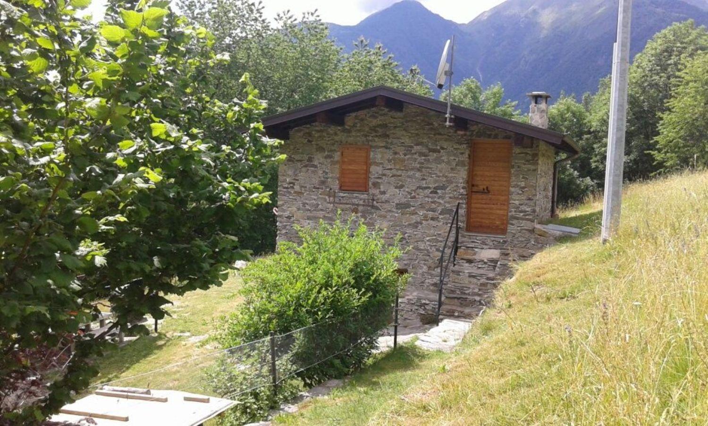 Soluzione Indipendente in vendita a Spriana, 3 locali, prezzo € 95.000 | Cambio Casa.it