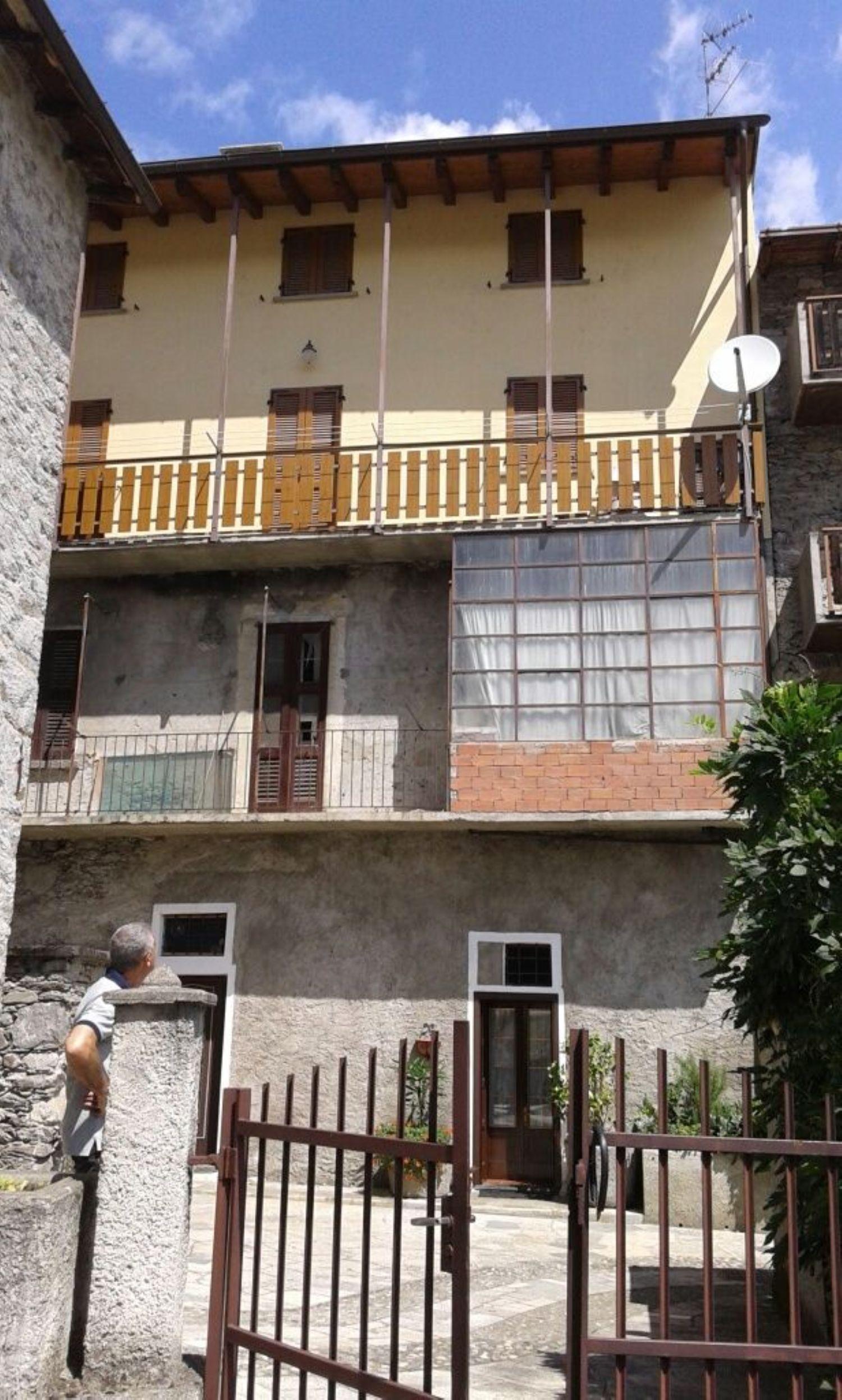 Appartamento in Vendita a Tresivio