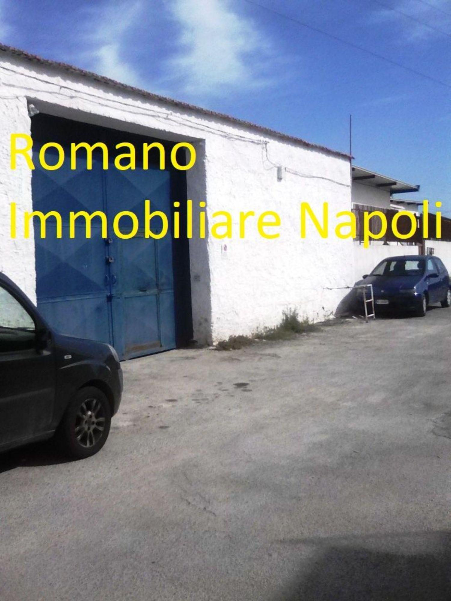 Capannone in affitto a Pozzuoli, 9999 locali, prezzo € 600 | CambioCasa.it