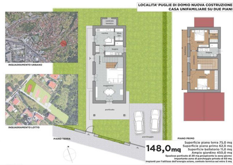 Soluzione Indipendente in vendita a San Dorligo della Valle, 6 locali, prezzo € 360.000 | CambioCasa.it