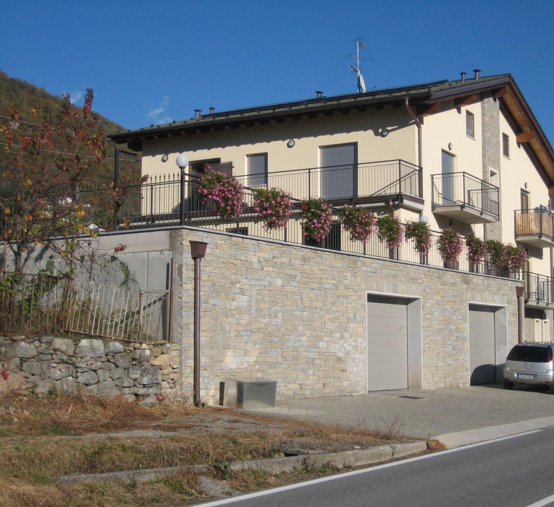 Attico / Mansarda in affitto a Poggiridenti, 4 locali, prezzo € 550 | CambioCasa.it