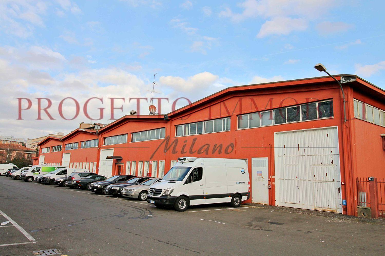 Capannone in vendita a Cinisello Balsamo, 9999 locali, prezzo € 1.850.000 | CambioCasa.it