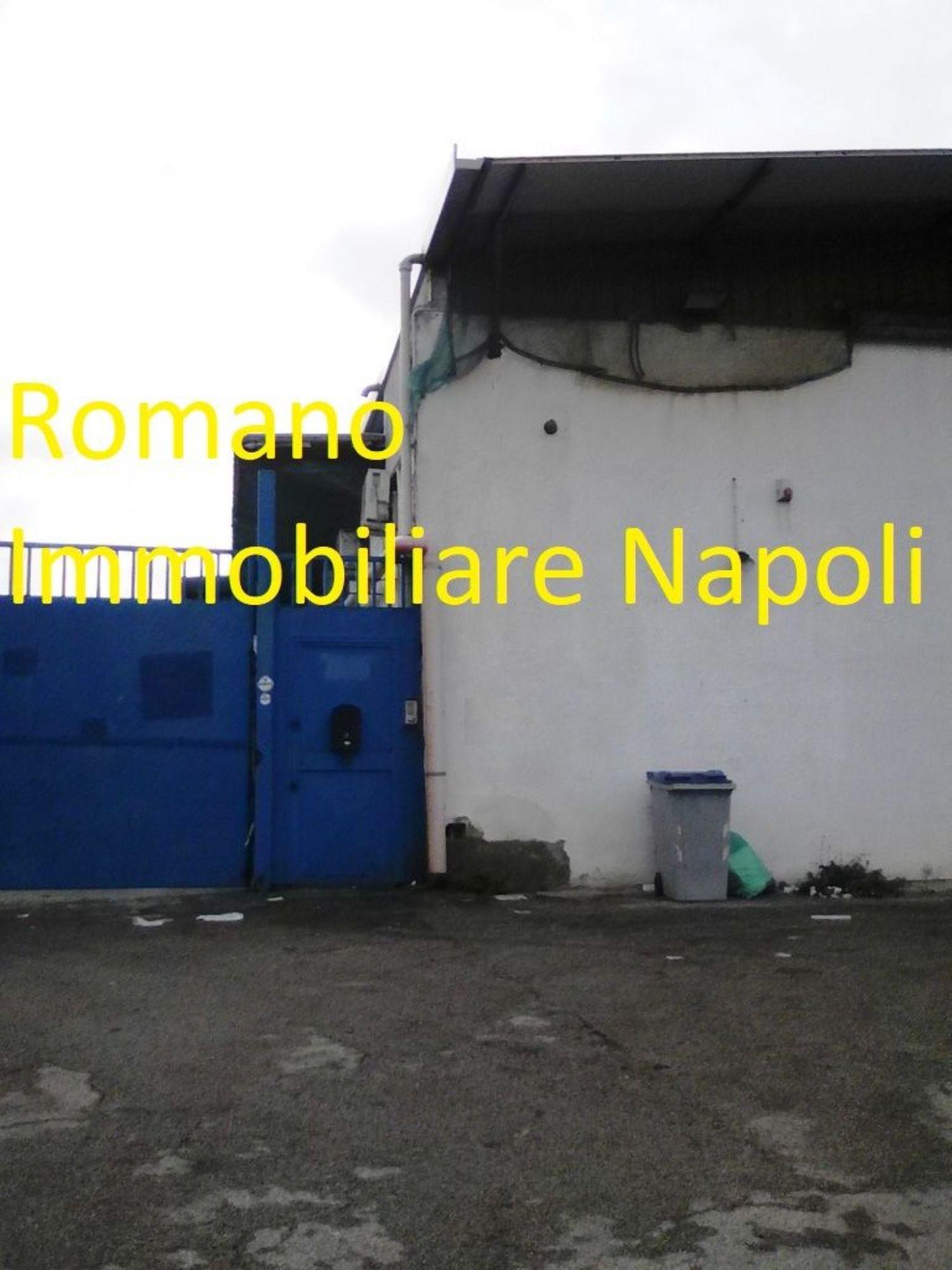 Capannone in affitto a Napoli, 9999 locali, prezzo € 1.800 | CambioCasa.it