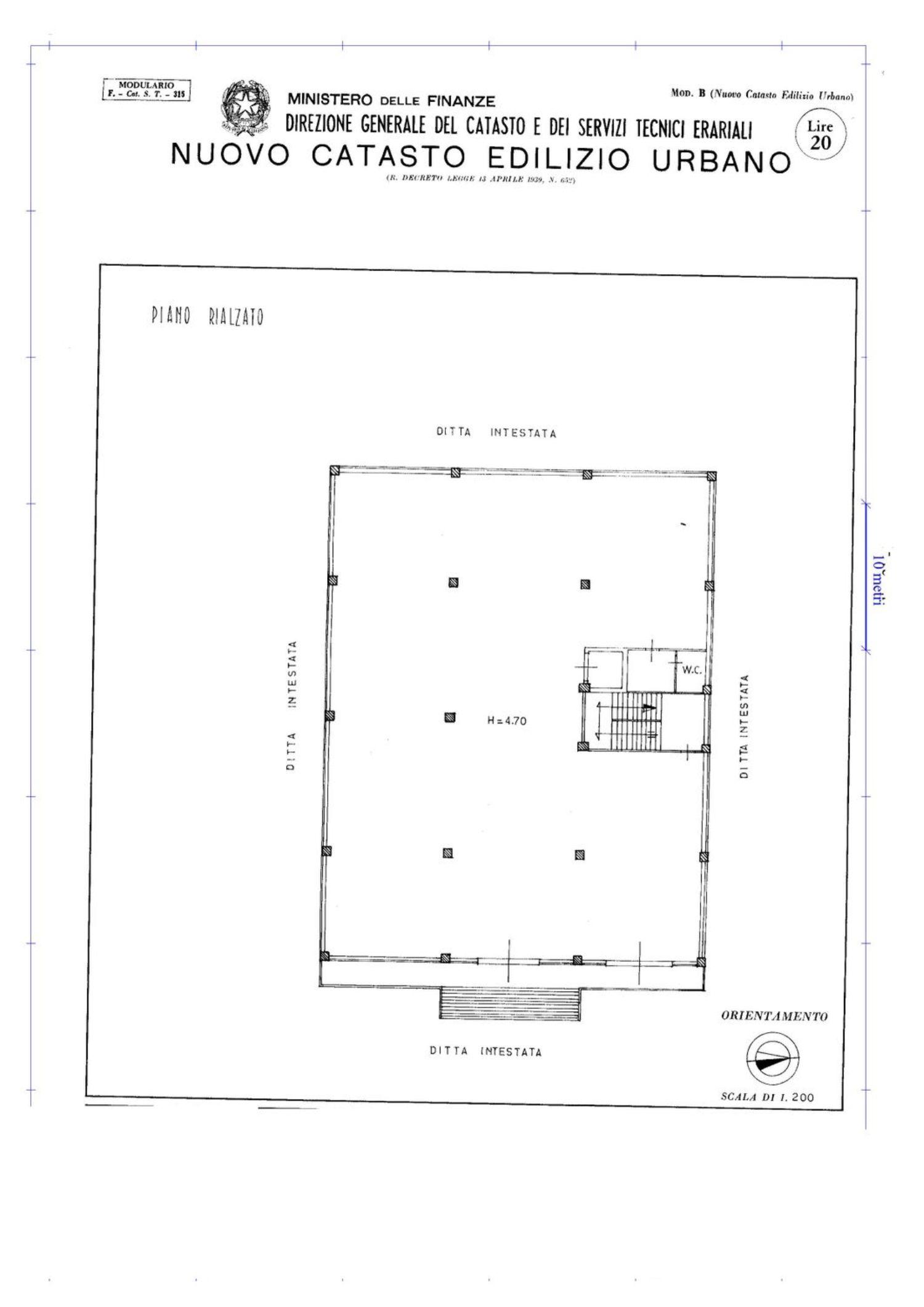 Immobile Commerciale in affitto a Valmontone, 9999 locali, prezzo € 6.900 | Cambio Casa.it