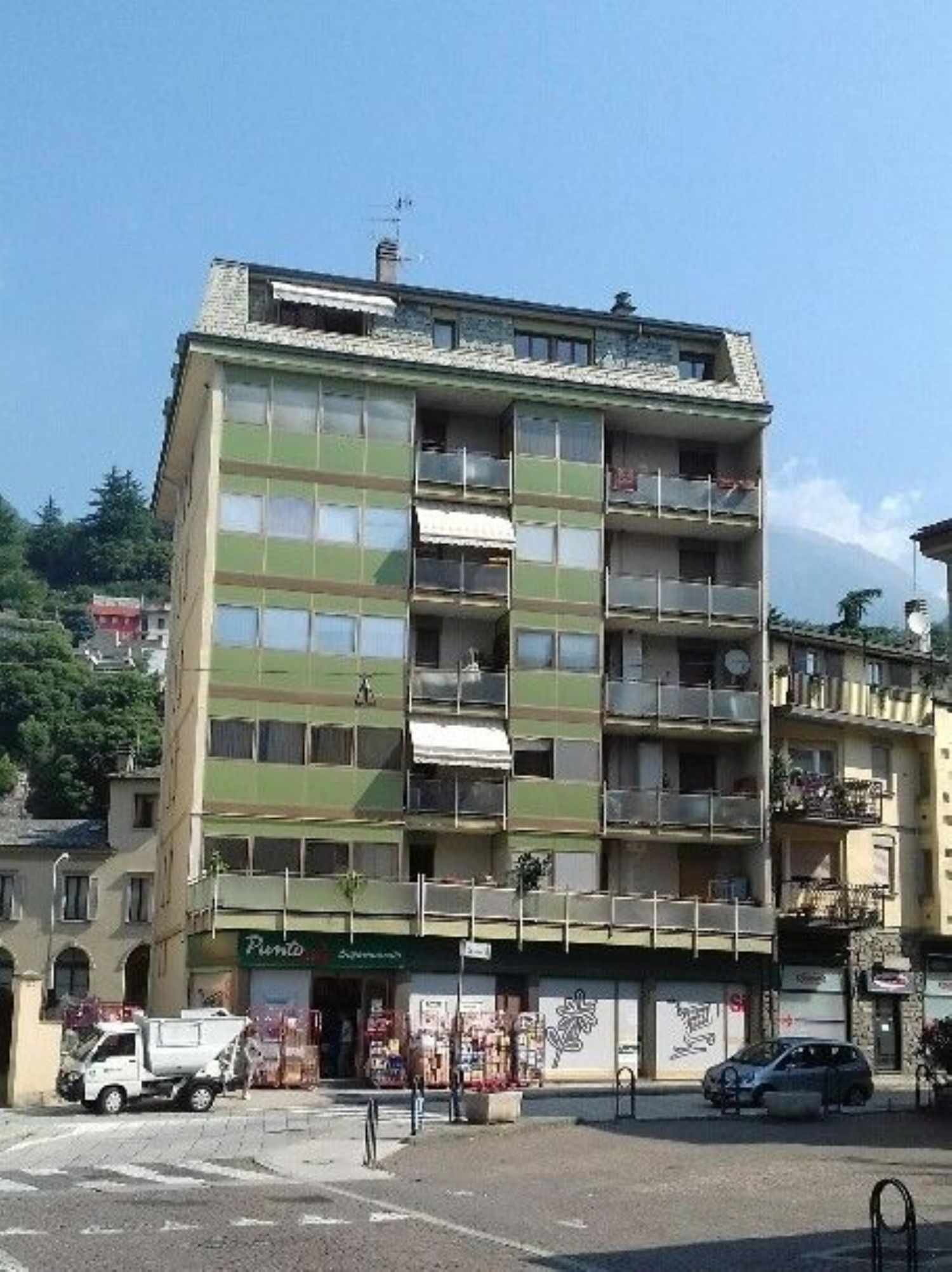 Attico / Mansarda in affitto a Sondrio, 3 locali, prezzo € 350 | Cambio Casa.it