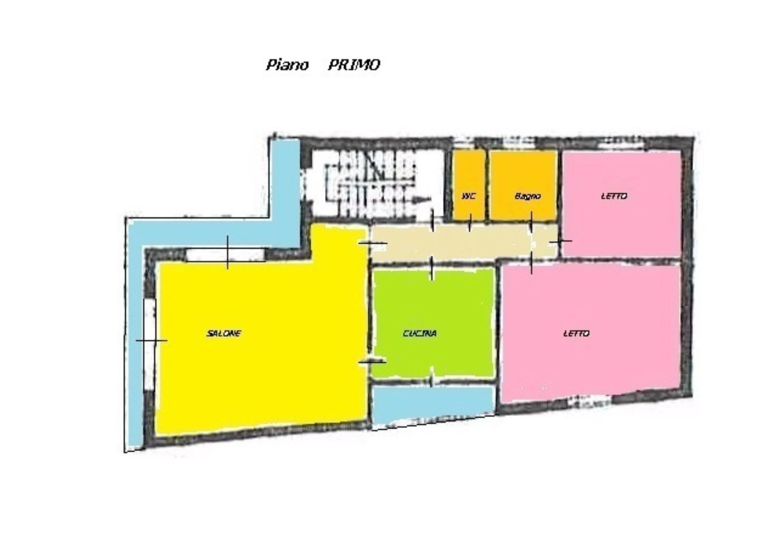 Appartamento in vendita a Giardini-Naxos, 4 locali, prezzo € 80.000 | Cambio Casa.it