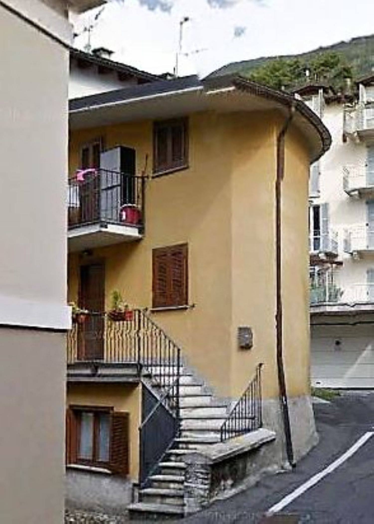 Duplex in Affitto a Sondrio