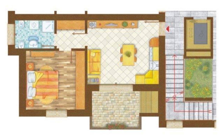 Appartamento In Vendita Via Fortuna s.n.c., Budrio