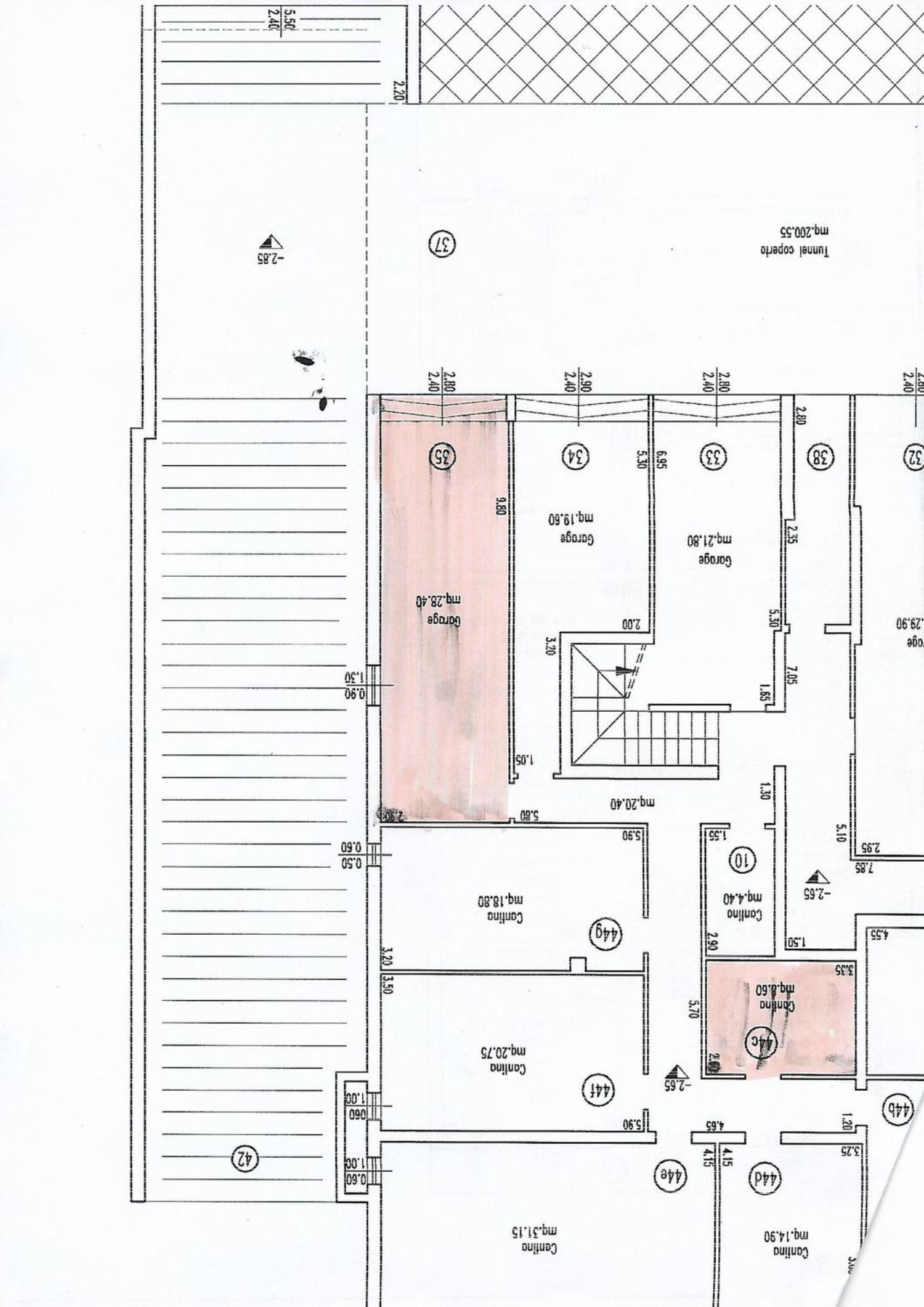 Appartamento in affitto a Sant'Ambrogio di Valpolicella, 4 locali, prezzo € 500 | Cambio Casa.it