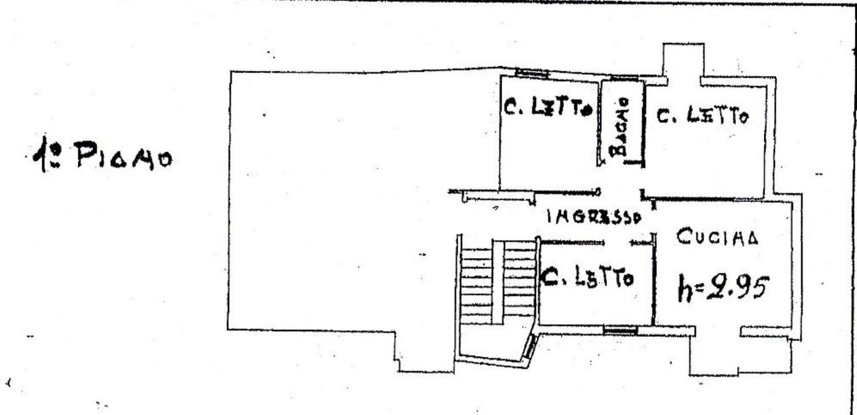 Appartamento in vendita a Conselice, 4 locali, prezzo € 60.000   CambioCasa.it