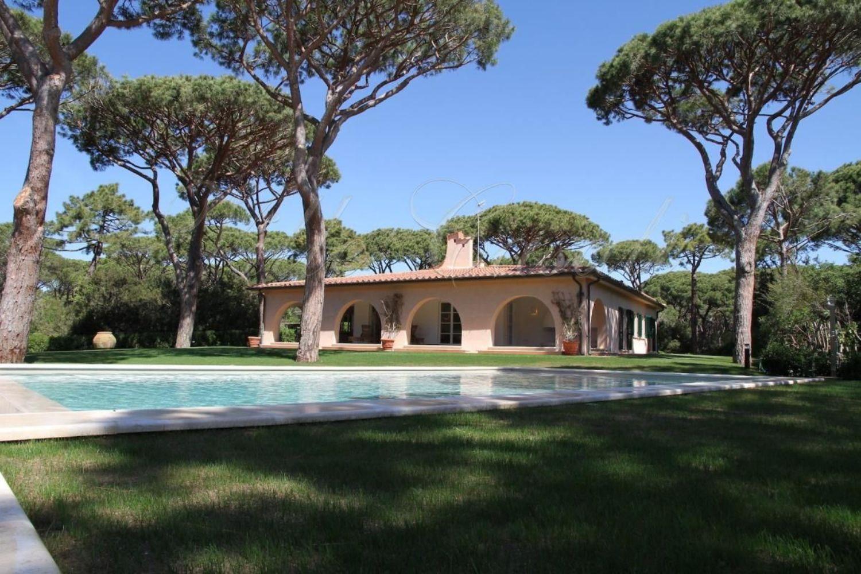 Soluzione Indipendente in affitto a Castiglione della Pescaia, 13 locali, prezzo € 85.000 | CambioCasa.it