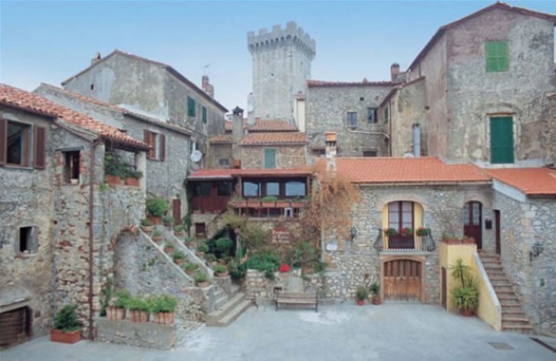 Soluzione Indipendente in vendita a Capalbio, 4 locali, prezzo € 270.000 | Cambio Casa.it