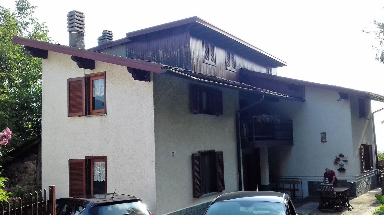 Soluzione Indipendente in affitto a Caiolo, 7 locali, prezzo € 500   CambioCasa.it