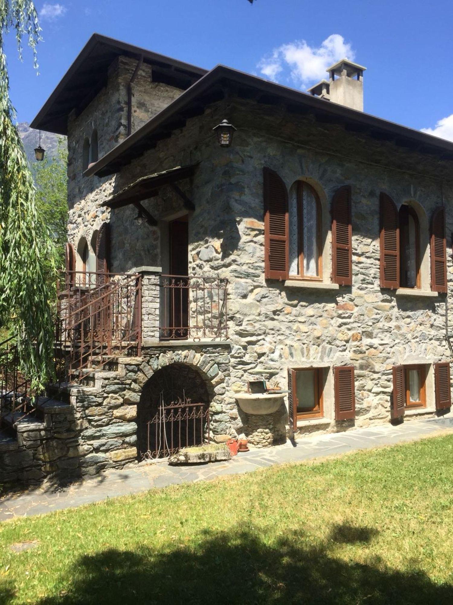 Appartamento in affitto a Caspoggio, 3 locali, prezzo € 400   CambioCasa.it