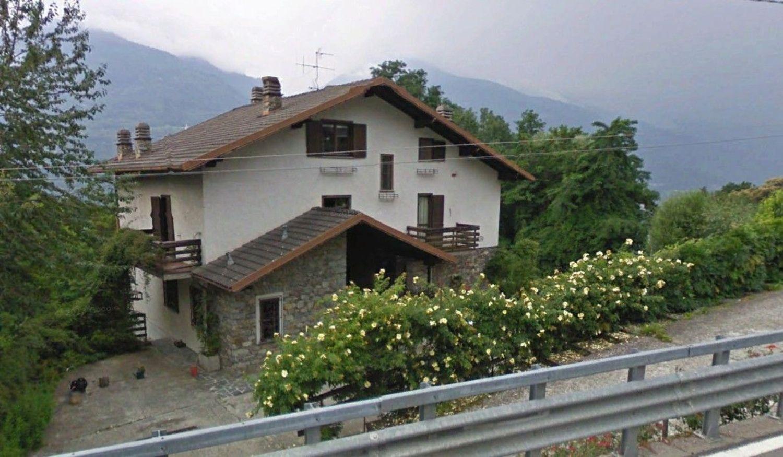 Soluzione Indipendente in vendita a Poggiridenti, 10 locali, prezzo € 620.000   Cambio Casa.it