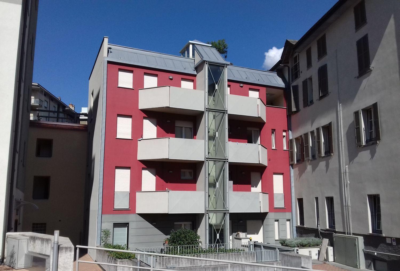 Attico / Mansarda in affitto a Sondrio, 2 locali, prezzo € 600 | CambioCasa.it