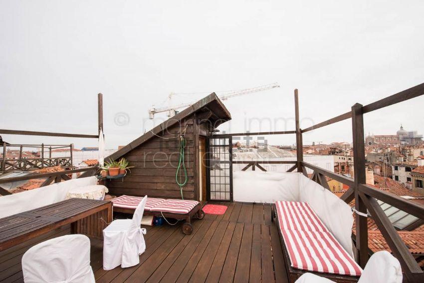 Attico in vendita in Ramo del Fondaco dei Tedeschi, San Marco, Venezia