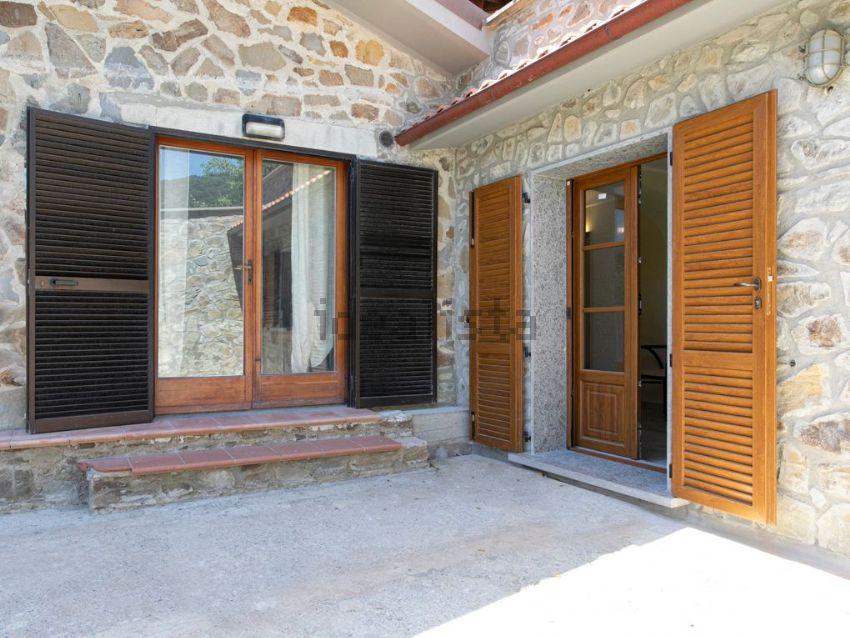 Vista della  villa bifamiliare in vendita, Castiglione della Pescaia