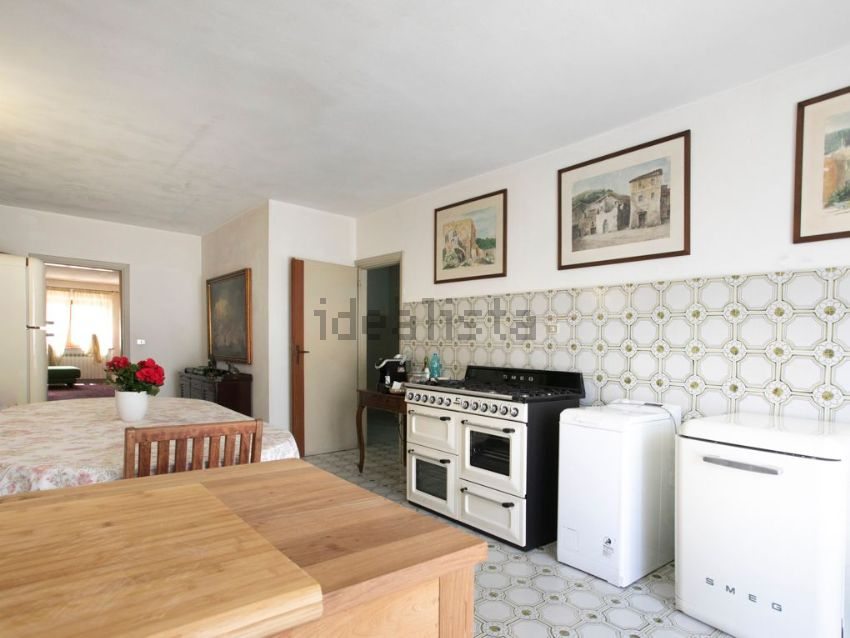 Cucina della  villa bifamiliare in vendita, Castiglione della Pescaia