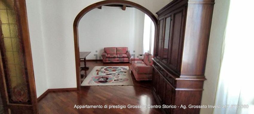 Sala di appartamento in via Manin, 20, Centro, Grosseto | Grosseto Invest Immobiliare