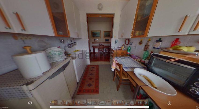 Grosseto Invest👈 di Luigi Ciampi Cucina di appartamento su due piani in vendita a Grosseto, zona Cittadella