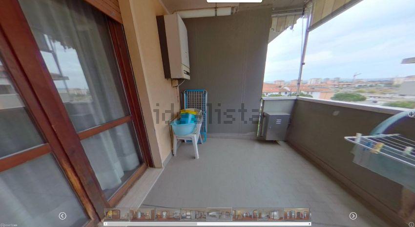 Grosseto Invest👈 di Luigi Ciampi Terrazzo di appartamento su due piani in vendita a Grosseto, zona Cittadella