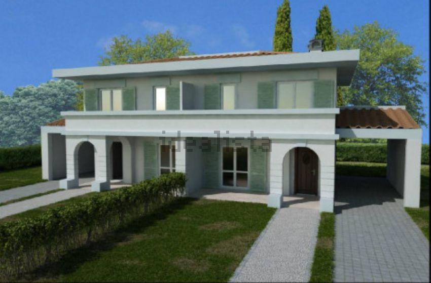 130 progetti ville bifamiliari moderne progetti esterni for Progetti villette moderne