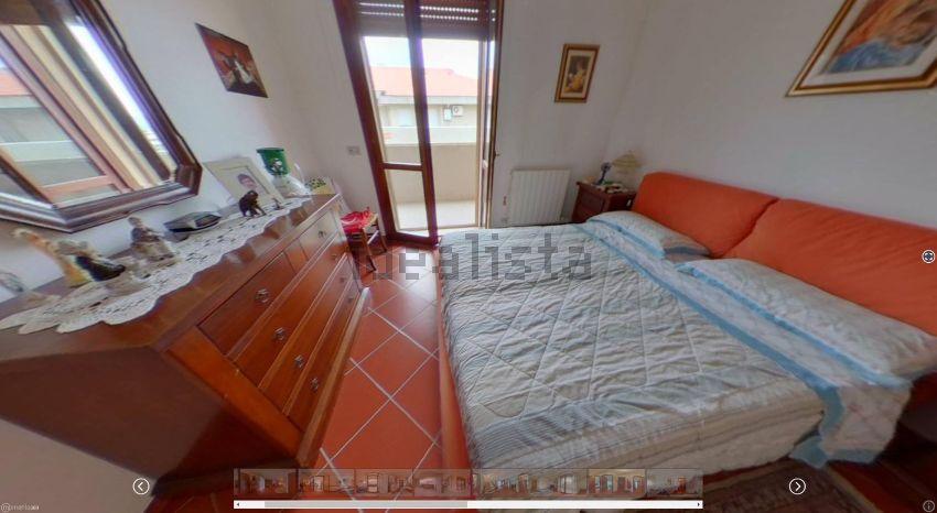 Grosseto Invest👈 di Luigi Ciampi Camera da letto di appartamento su due piani in vendita a Grosseto, zona Cittadella