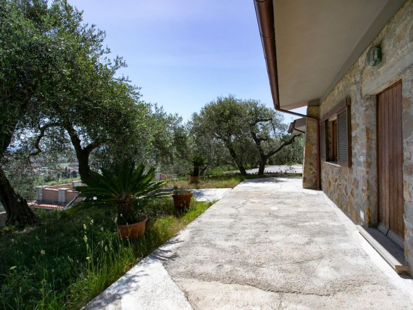 Terrazzo della  villa bifamiliare in vendita, Castiglione della Pescaia