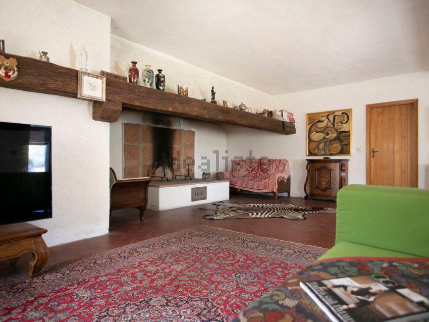 Sala della  villa bifamiliare in vendita, Castiglione della Pescaia