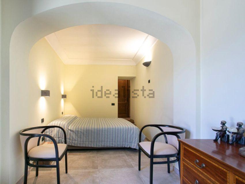 Camera da letto della  villa bifamiliare in vendita, Castiglione della Pescaia