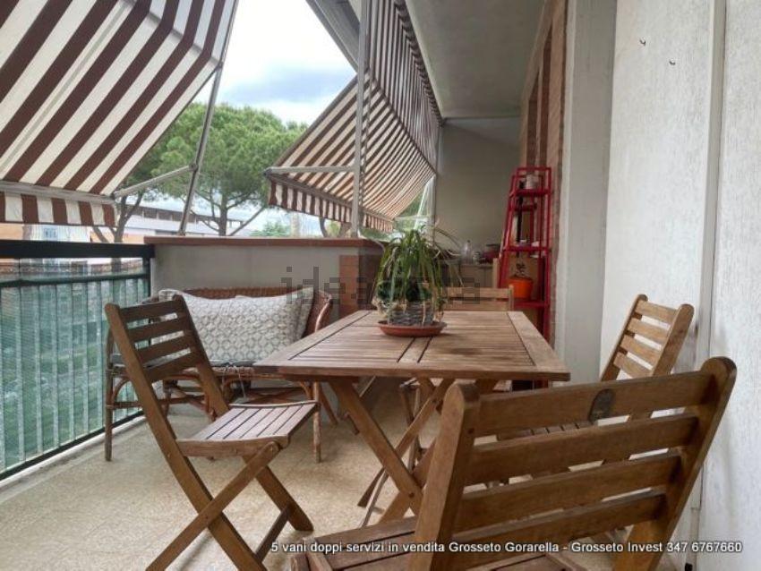 Terrazzo appartamento in vendita in Via Costa, Gorarella, Grosseto Invest di Luigi Ciampi👈
