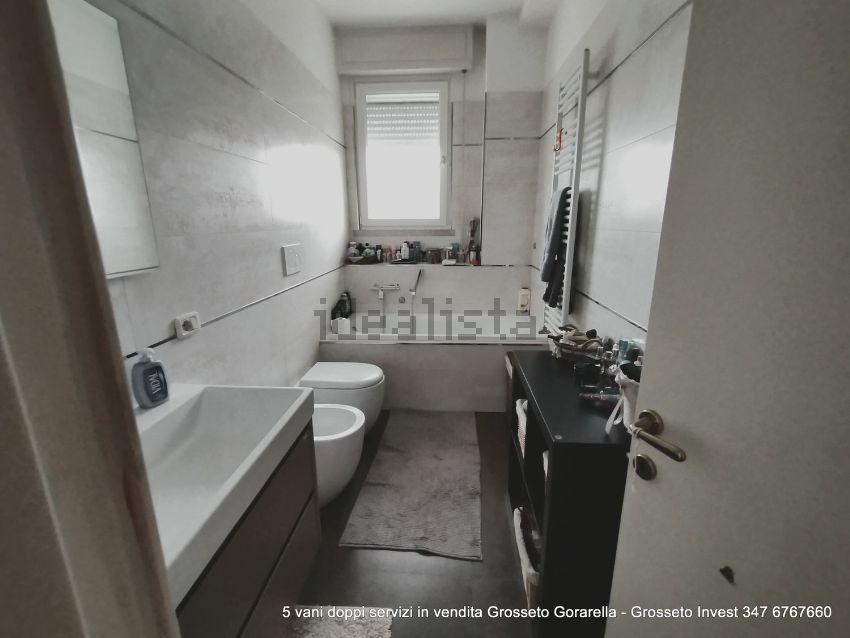 Bagno appartamento in vendita in Via Costa, Gorarella, Grosseto Invest di Luigi Ciampi👈