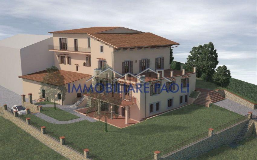 Casa indipendente in vendita in via di vacciano, 71, Bagno a Ripoli
